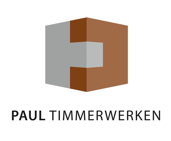 PAUL Timmerwerken logo mobiel